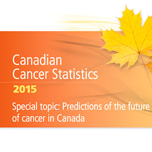 Canadian Cancer Stats 2015