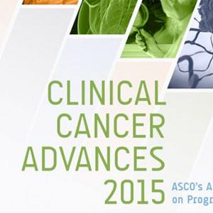 Clinical Cancer Advances 2015
