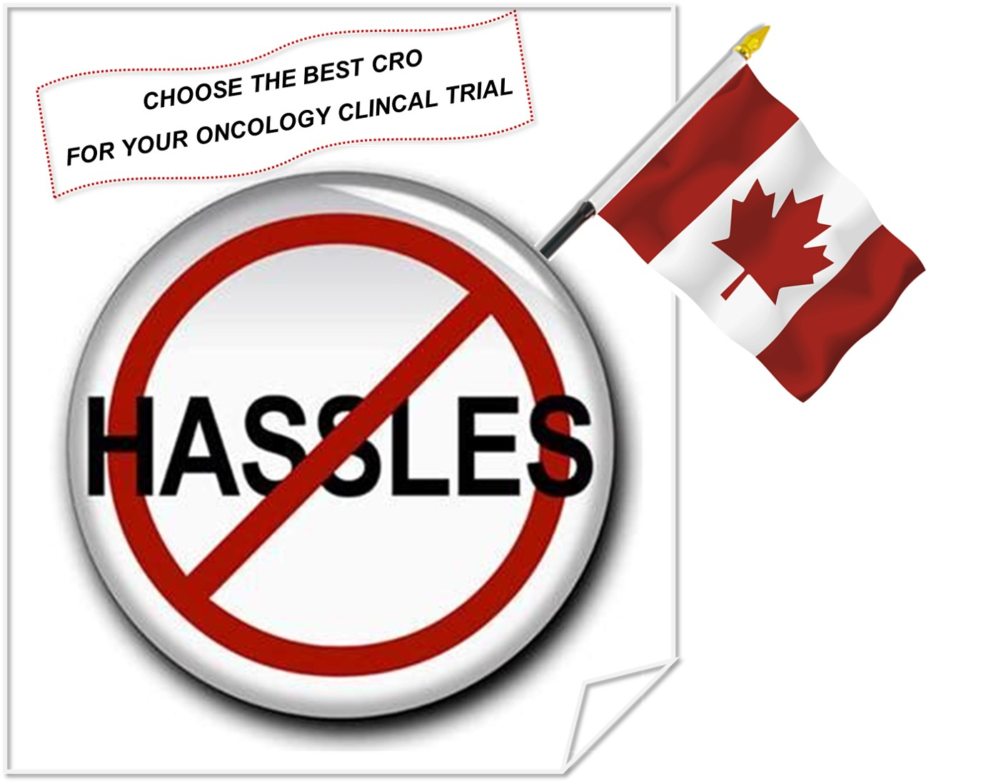 Hassle-Free Site Selection And Study Start-up For Clinical Trials In Canada